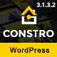 Constro - Construction Business WordPress Theme - ThemeForest Item for Sale