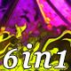 Neon Liquid - VJ Loop Pack (6in1) - VideoHive Item for Sale