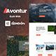 Avontur - Modern Tour & Travel Elementor Template Kit - ThemeForest Item for Sale