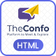 The Confo - Event Listing Page - ThemeForest Item for Sale