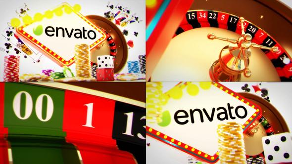 Casino Games Logo Reveal