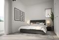 Minimalist Interior of modern bed room 3D rendering - PhotoDune Item for Sale