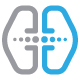 Brain Hemisphere Transmitter Logo - GraphicRiver Item for Sale