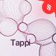 Gradient Bubble Particles Wave Backgrounds - GraphicRiver Item for Sale