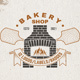 Bakery Shop Badge Part. 2 - GraphicRiver Item for Sale