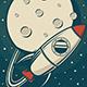 Retro Solar System Poster - GraphicRiver Item for Sale
