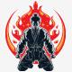 Martial Arts Studio Logo - GraphicRiver Item for Sale