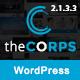 The Corps - Multi-Purpose WordPress Theme - ThemeForest Item for Sale