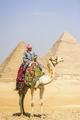 Three pyramids, Cairo, Egypt - PhotoDune Item for Sale