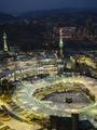 The Hajj annual Islamic pilgrimage to Mecca, night - PhotoDune Item for Sale