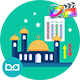 Ramadan Animation | Apple Motion & FCPX - VideoHive Item for Sale