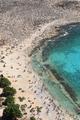 Top sea view on the beach, Gramvousa, Crete island, Greece - PhotoDune Item for Sale
