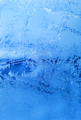 Natural ice pattern on winter glass - PhotoDune Item for Sale