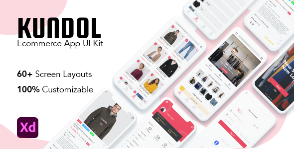 Review: Kundol - Ecommerce App UI Template for XD free download Review: Kundol - Ecommerce App UI Template for XD nulled Review: Kundol - Ecommerce App UI Template for XD
