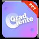Gradiente - Creative Gradient PowerPoint Presentation Template - GraphicRiver Item for Sale