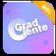 Gradiente - Creative Gradient Google Slides Presentation Template - GraphicRiver Item for Sale