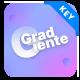 Gradiente - Creative Gradient Keynote Presentation Template - GraphicRiver Item for Sale