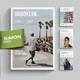 Brooklyn Magazine - GraphicRiver Item for Sale