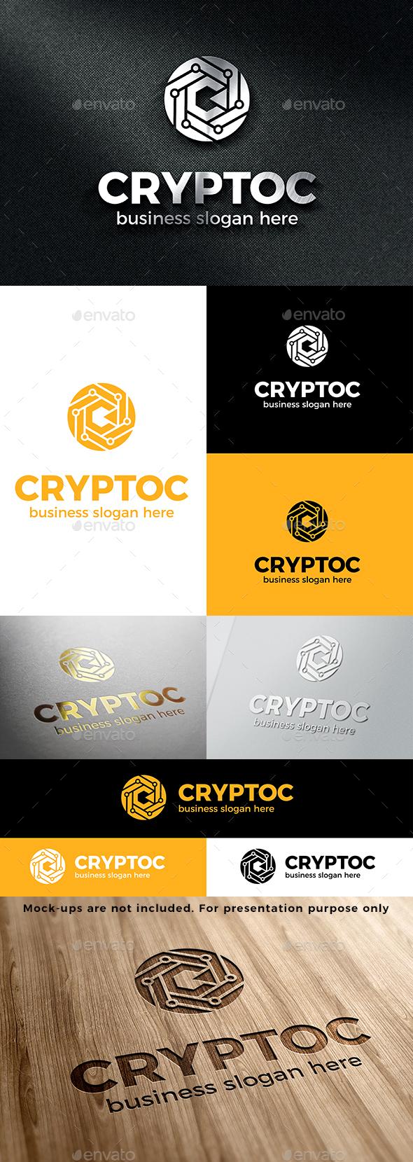 Crypto C Tech Logo