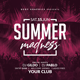 Summer Madness Flyer - GraphicRiver Item for Sale