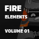 Fire Elements Volume 01 [Ae] - VideoHive Item for Sale
