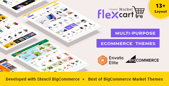 Flex Cart - Stencil BigCommerce Theme