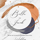 Abstract Wedding Invitation Set - GraphicRiver Item for Sale
