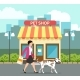 Pet Shop Building - GraphicRiver Item for Sale