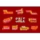 Special Flash Sale Limited Time Banner Set Design - GraphicRiver Item for Sale