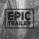 Epic Adventure Trailer Music