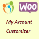 WooCommerce Customize My Account Pro - CodeCanyon Item for Sale