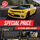 Car Sale Flyer - GraphicRiver Item for Sale