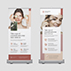 Roll Up Banner – Beauty Studio - GraphicRiver Item for Sale