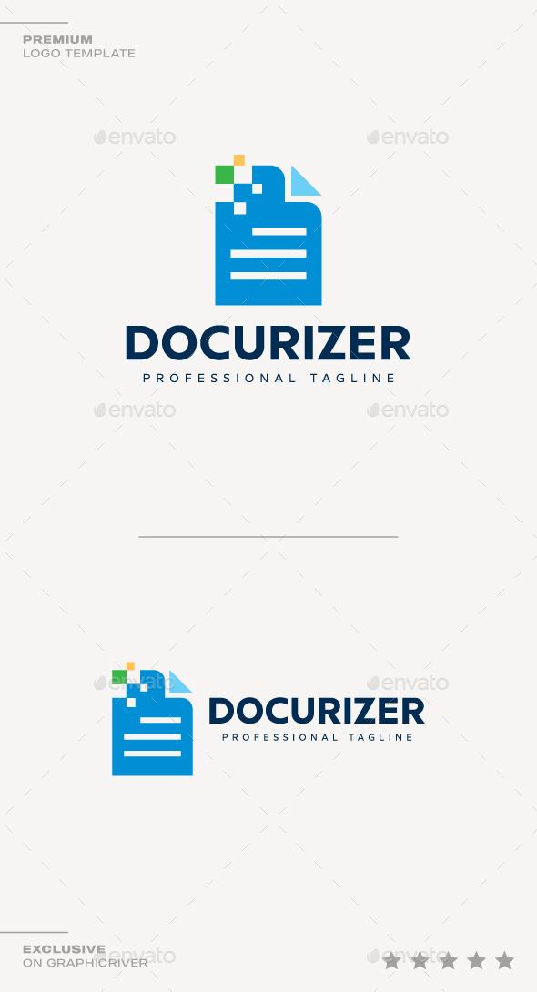 Docurizer Logo
