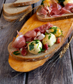 provola cheese and ham - PhotoDune Item for Sale