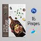 Steak House Bifold Brochure - GraphicRiver Item for Sale