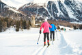 Cross-country skiing - PhotoDune Item for Sale