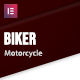 Bikers & Around - Motorcycle Club Elementor Template Kit - ThemeForest Item for Sale