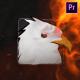Fire Reveal - Premiere Pro