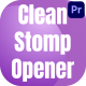 Clean Stomp Opener - VideoHive Item for Sale