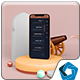 Ramadan Phone Mockup - GraphicRiver Item for Sale