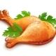 Chicken Leg - GraphicRiver Item for Sale