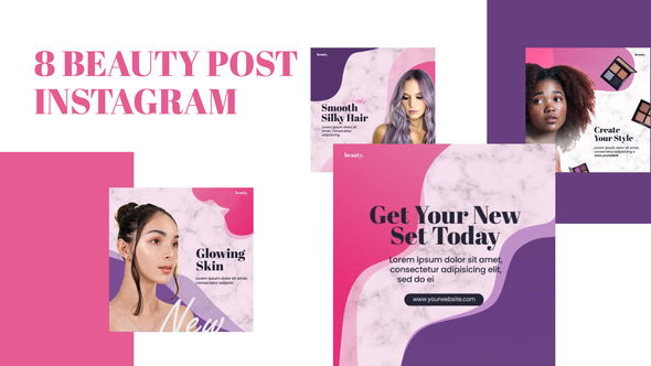 Beauty Post Instagram
