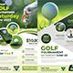 Golf Flyers Bundle - GraphicRiver Item for Sale