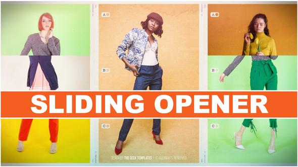 Sliding Opener
