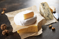 Different types of cheese - PhotoDune Item for Sale