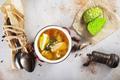 salmon soup - PhotoDune Item for Sale