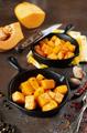 fried pumpkin - PhotoDune Item for Sale