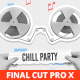 Chill Party Promo for Final Cut Pro X - VideoHive Item for Sale