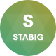 Stabig - Bootstrap 5 Creative Landing Page Template - ThemeForest Item for Sale
